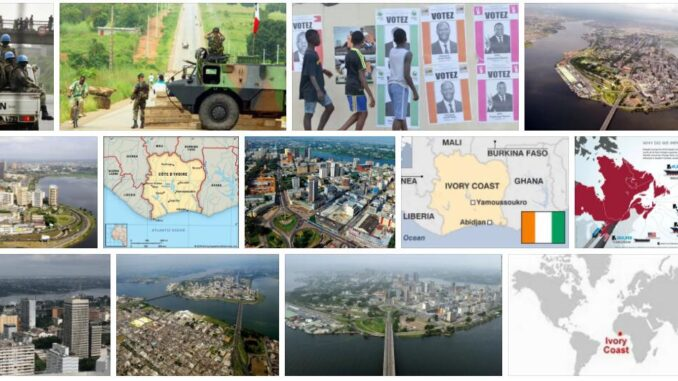 Ivory Coast Defense and Foreign Policy