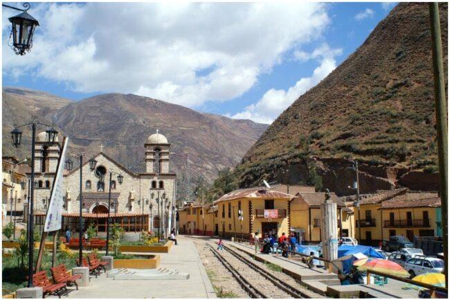 Izcuchaca, Peru
