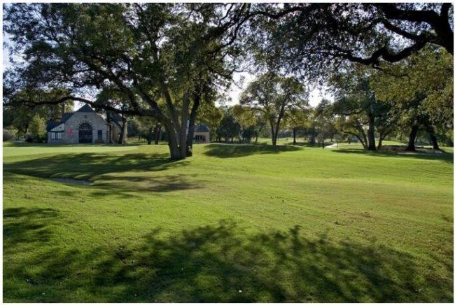 Brackenridge Park Golf Course in San Antoni