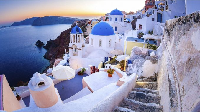 The 5 most beautiful hotels in Greece
