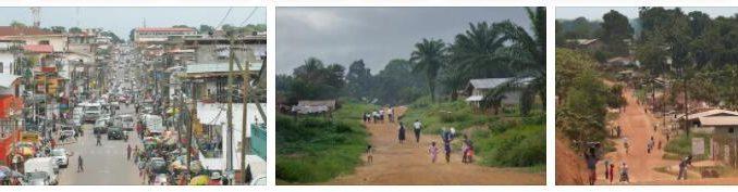 Liberia Travel Warning