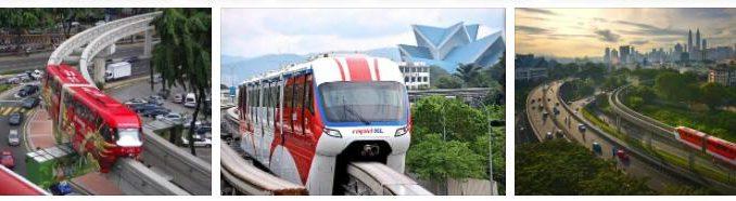 Transportation in Malaysia