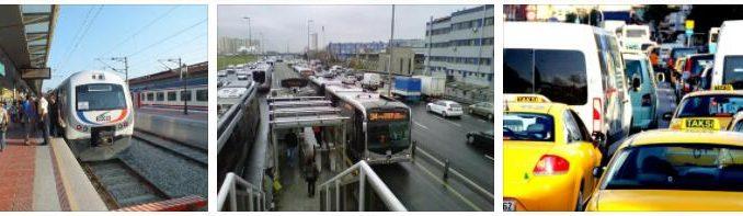 Transportation in Turkey