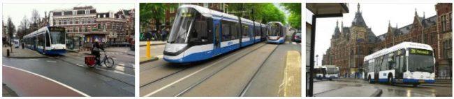 Amsterdam Transportation