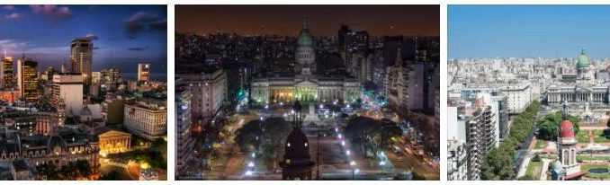 Sculptures and Museums in Buenos Aires, Argentina